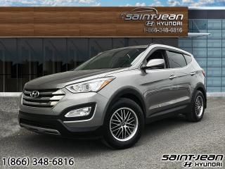 Used 2014 Hyundai Santa Fe SPORT PREMIUM for sale in Saint-Jean-sur-Richelieu, QC