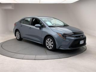 Used 2020 Toyota Corolla 4-door Sedan LE CVT for sale in Vancouver, BC