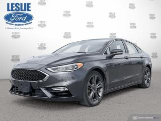 Used 2018 Ford Fusion SPORT for sale in Harriston, ON