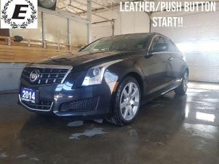 Used 2014 Cadillac ATS RWD for sale in Barrie, ON