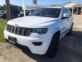 New 2021 Jeep Grand Cherokee Altitude for sale in Petrolia, ON