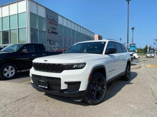 New 2021 Jeep Grand Cherokee All-New L ALL-NEW GRAND CHEROKEE L SUNROOF TOW PACKAGE APPLE for sale in Pickering, ON
