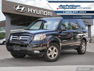 Used 2006 Honda Pilot EX-L for sale in North Vancouver, BC