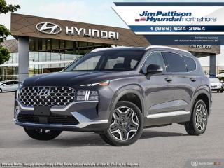New 2021 Hyundai Santa Fe HEV Preferred w/Trend Package for sale in North Vancouver, BC