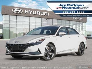 New 2021 Hyundai Elantra Ultimate Tech for sale in Surrey, BC