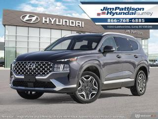 New 2021 Hyundai Santa Fe HEV Preferred for sale in Surrey, BC