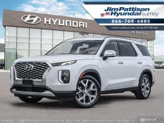 New 2021 Hyundai PALISADE LUXURY for sale in Surrey, BC
