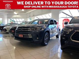 Used 2019 Toyota Highlander XLE AWD for sale in Mississauga, ON