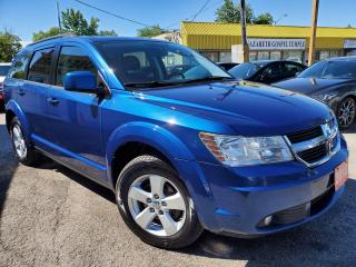 Used 2010 Dodge Journey SXT/7PASSENGERS/CAMERA/DVD/LOADED/ALLOYS for sale in Scarborough, ON