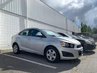 Used 2012 Chevrolet Sonic LS for sale in Surrey, BC