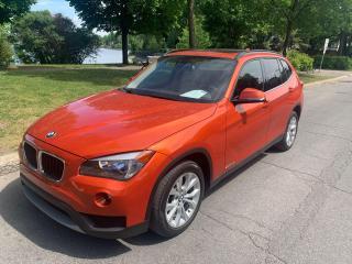 Used 2014 BMW X1 xDrive28i for sale in Roxboro, QC