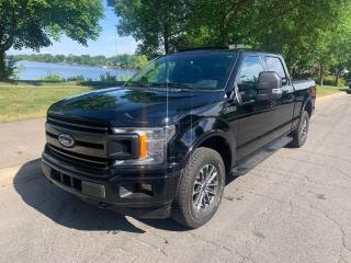 Used 2018 Ford F-150 XLT for sale in Roxboro, QC