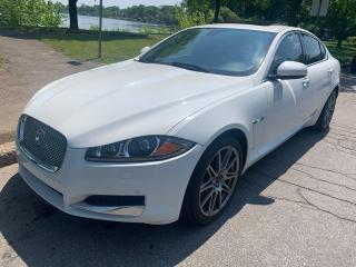 Used 2014 Jaguar XF 3.0L for sale in Roxboro, QC