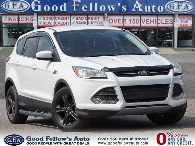 2014 Ford Escape SE 4WD, REARVIEW CAMERA, BLUETOOTH, 2L TURBO 4CYL