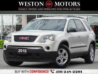 Used 2010 GMC Acadia *3.6L*8 PASS!!*POWER GROUP!!* for sale in Toronto, ON