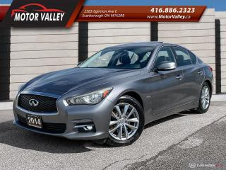 Used 2014 Infiniti Q50 Hybrid for sale in Scarborough, ON