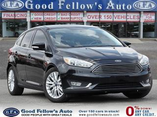 Used 2016 Ford Focus Good or Bad Credit Auto Financing ..! for sale in Toronto, ON