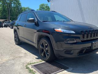 Used 2016 Jeep Cherokee Altitude for sale in Aylmer, ON