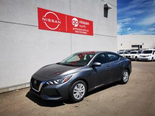 New 2021 Nissan Sentra S for sale in Edmonton, AB