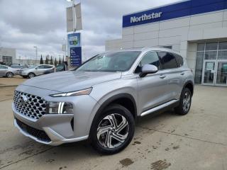 New 2021 Hyundai Santa Fe TREND AWD/LEATHER/SUNROOF/APPLEPLAY/BACKUPCAM/HEATEDSEATS for sale in Edmonton, AB