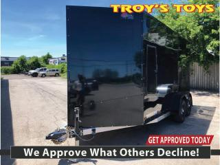 New 2021 Canadian Trailer Company 7x14 V-Nose Cargo Tailer for sale in Guelph, ON