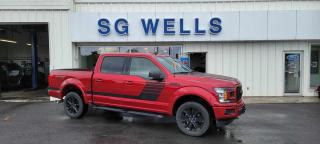 Used 2020 Ford F-150 XLT for sale in Ingleside, ON