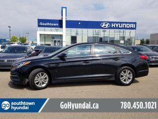 Used 2016 Hyundai Sonata GL/HEATED SEATS/BLUETOOTH/POWER OPTIONS for sale in Edmonton, AB