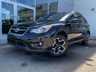 Used 2015 Subaru XV Crosstrek 2.0i w/Touring Pkg for sale in Edmonton, AB