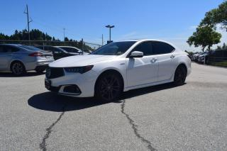 Used 2019 Acura TLX ADVANCED for sale in Coquitlam, BC