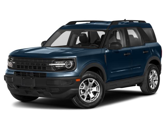 2021 Ford Bronco Sport Badlands 4x4