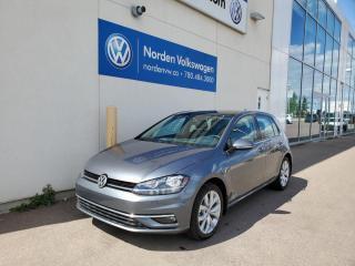 New 2021 Volkswagen Golf COMFORTLINE for sale in Edmonton, AB