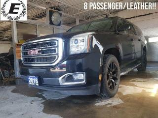 Used 2016 GMC Yukon XL SLE 8 PASSENGER/LEATHER!! for sale in Barrie, ON