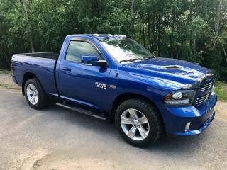 Used 2017 RAM 1500 Sport Short Box With Only 36500 km $152 weekly for sale in Perth, ON