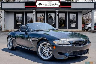 Used 2006 BMW Z4 M for sale in Ancaster, ON
