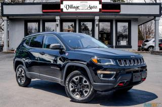 Used 2018 Jeep Compass Trailhawk for sale in Ancaster, ON