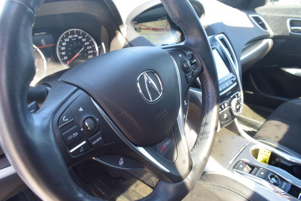 2019 Acura TLX ADVANCED