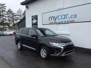 Used 2020 Mitsubishi Outlander ES 7 PASS, HEATED SEATS, BACKUP CAM, BLUETOOTH!! for sale in Kingston, ON