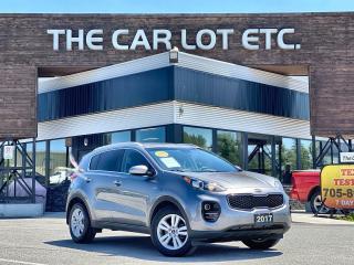 Used 2017 Kia Sportage LX AWD for sale in Sudbury, ON
