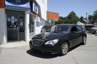 Used 2014 Chrysler 200 Touring | SOLD AS IS for sale in Brantford, ON