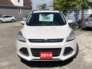 Used 2014 Ford Escape SE for sale in Hamilton, ON
