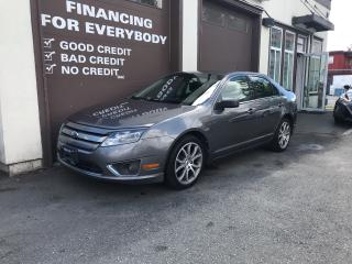 Used 2011 Ford Fusion SE for sale in Abbotsford, BC
