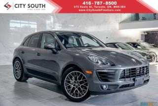Used 2015 Porsche Macan S for sale in Toronto, ON