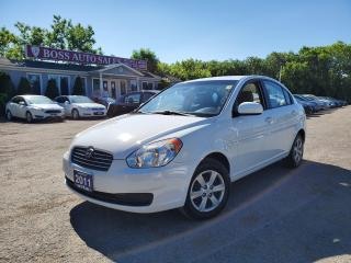 Used 2011 Hyundai Accent GLS for sale in Oshawa, ON