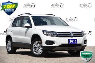 Used 2016 Volkswagen Tiguan Comfortline COMFORTLINE   AWD   AC   POWER GROUP   for sale in Kitchener, ON