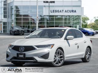 New 2021 Acura ILX Premium SUNROOF | LEATHER | BACKUP CAM | HEATED SEATS | SAFETY TECH for sale in Burlington, ON