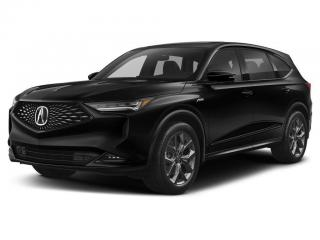 New 2022 Acura MDX A-Spec for sale in Burlington, ON