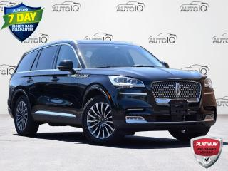 Used 2020 Lincoln Aviator Reserve AWD | 3.0L V6 | RESERVE | CLASS IV TRAILER TOW PACKAGE | FRONT & REAR HEATED SEATS | POWER WINDOWS | for sale in Waterloo, ON