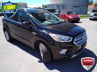 Used 2018 Ford Escape SEL | ONE OWNER | CLEAN CARFAX | NAVI | HEATED SEATS | MOONROOF | for sale in Barrie, ON