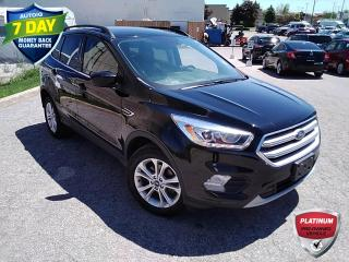 Used 2018 Ford Escape SEL | CLEAN CARFAX | LEATHER | HEATED SEATS | REVERSE CAMERA | for sale in Barrie, ON