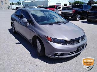 Used 2012 Honda Civic Si   KEYLESS ENTRY   MANUAL   ALLOYS   SUNROOF   for sale in Barrie, ON